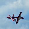 RCAF Snowbirds. Millington