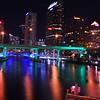 Tampa aglow