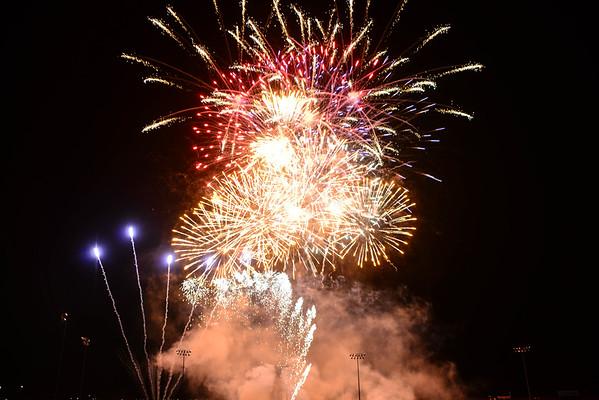 Fargo Fireworks 2017