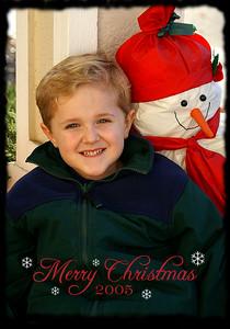 Merry Christmas, 2005 December 8, 2005