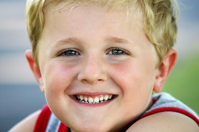 Smile! July 19, 2006
