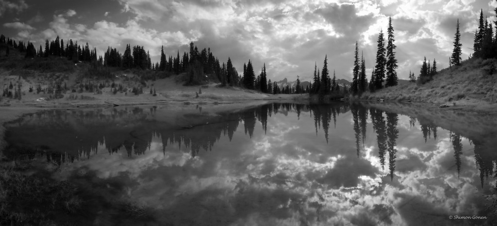 Tipsoo Lake, Mt. Rainier