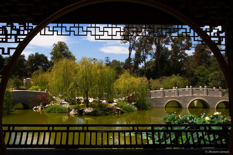 Huntington Gardens - Los Angeles