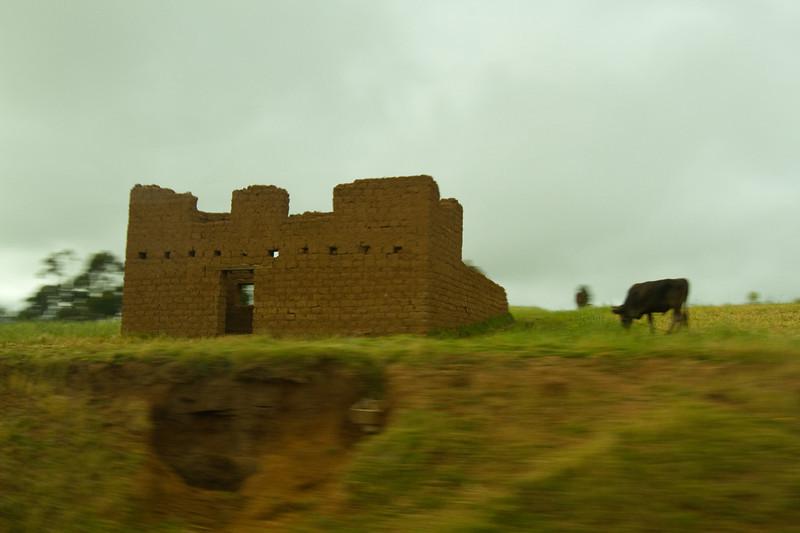 Drive by shot - Peru