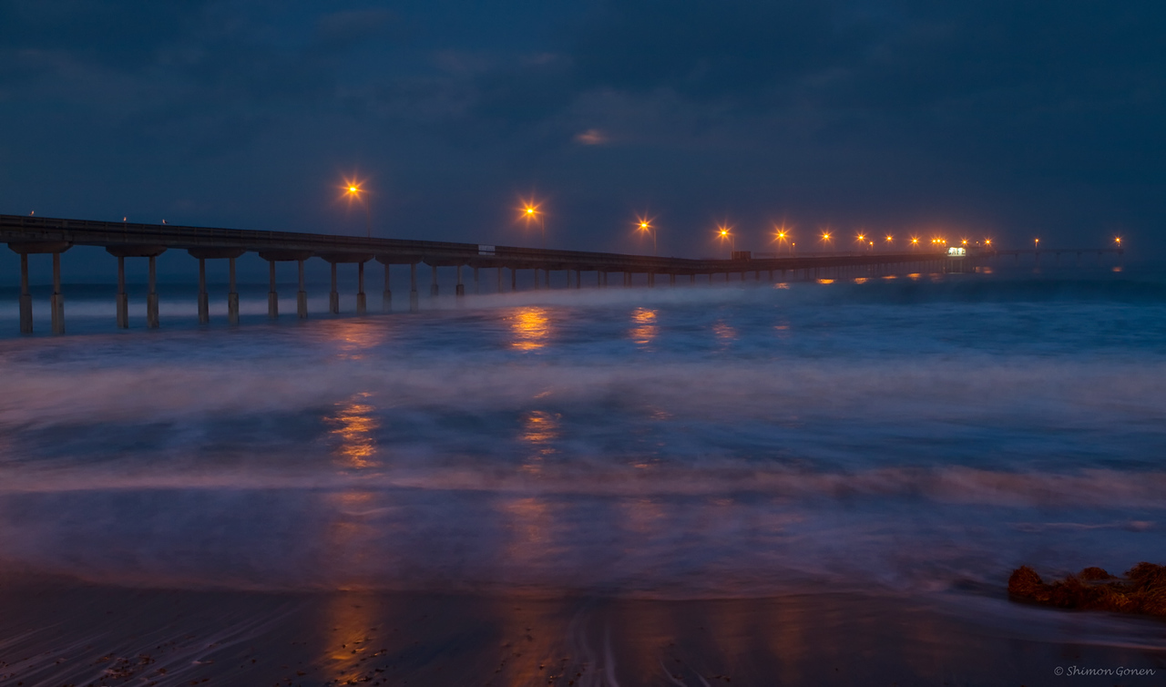 Early morning Pier - Ocean Beach