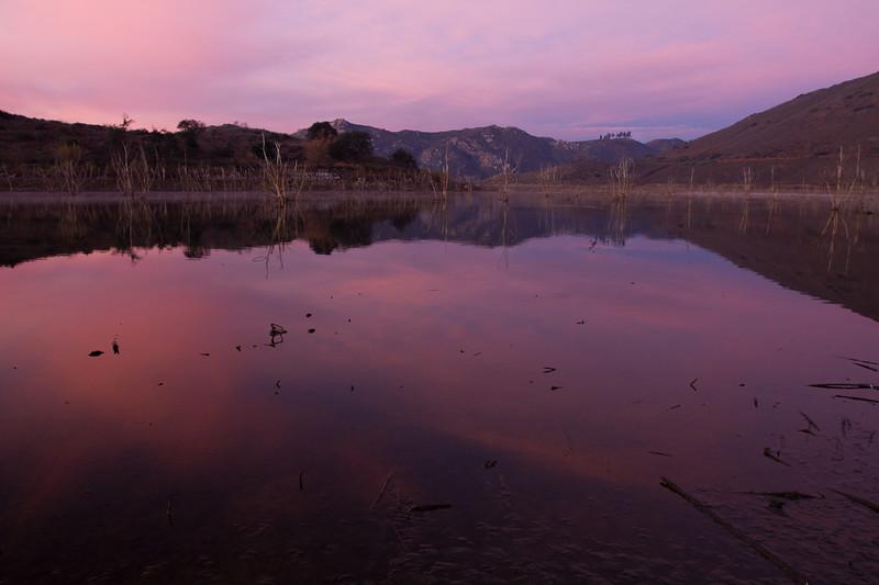 Lake Hodges - San Diego