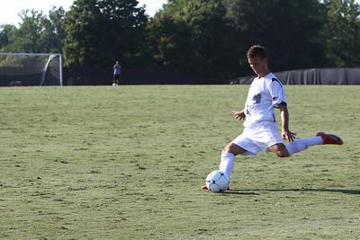 Men's Soccer vs GSU; September 1, 2010