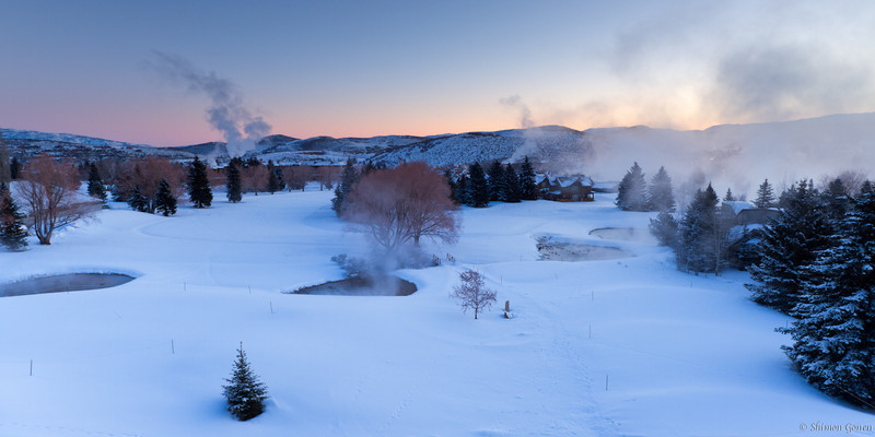 -17 degrees  - Park City, Utah