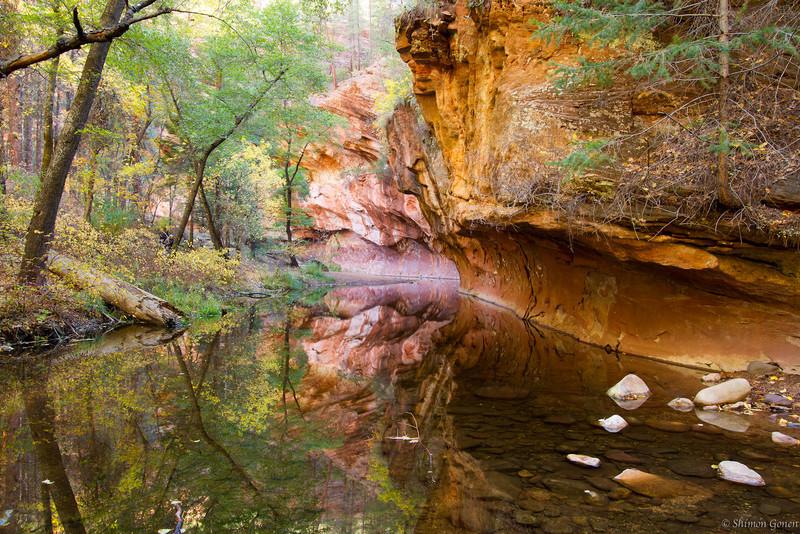 West fork creek, Sedona
