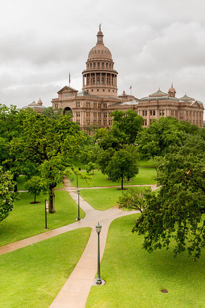 State Capitol - Austin, Texas