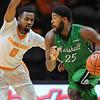 NCAA BASKETBALL: NOV 19 Marshall at Tennessee
