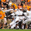NCAA FOOTBALL: NOV 28 Vanderbilt at Tennessee