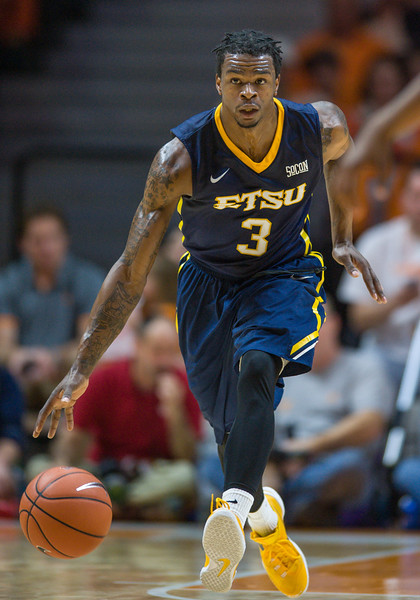 NCAA BASKETBALL: DEC 22 East Tennessee State at Tennessee