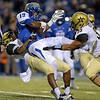 NCAA FOOTBALL: OCT 03 Vanderbilt at MTSU