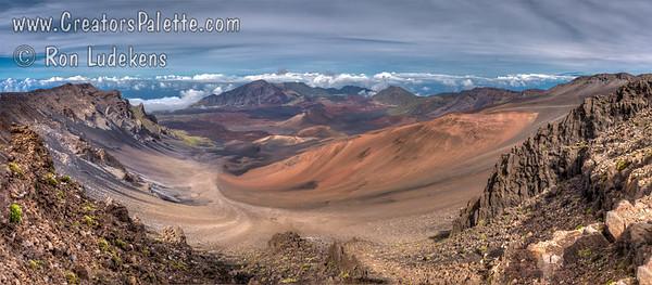Haleakala Crater - Maui