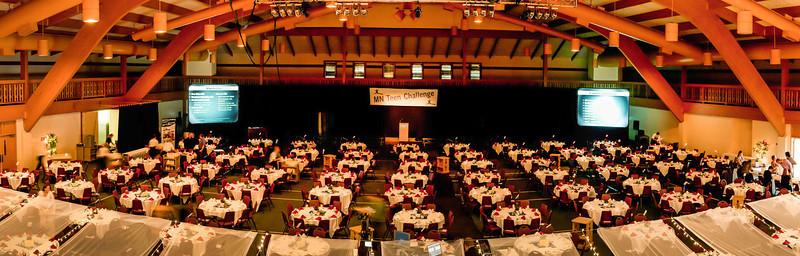 MN Teen Challenge Banquet at Craguns, 2012