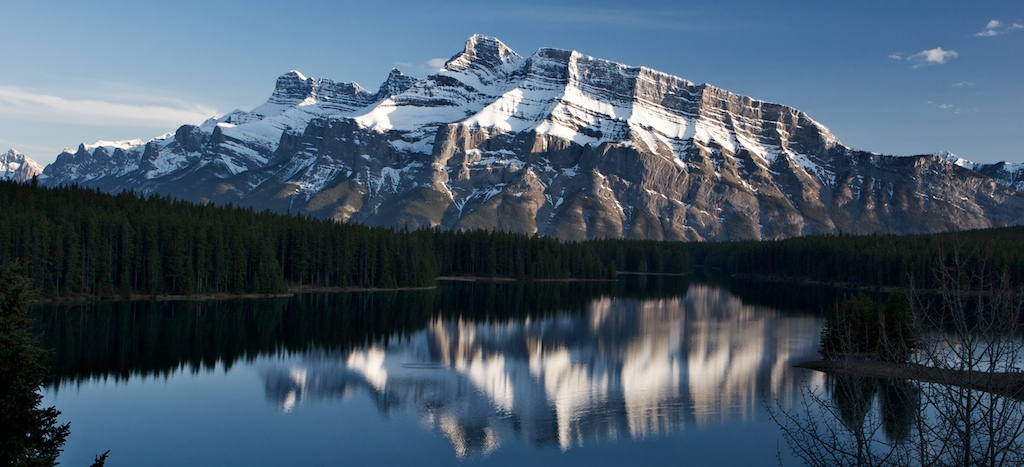 Canadian Rockies, Two Jack