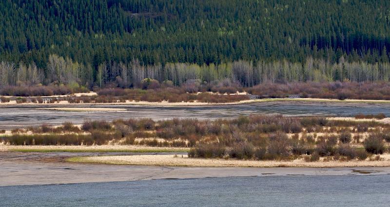 Natural colors - Banff, Canada