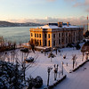 Early morning on Bosphorus