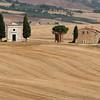 Tuscany Landscape Italy 2007