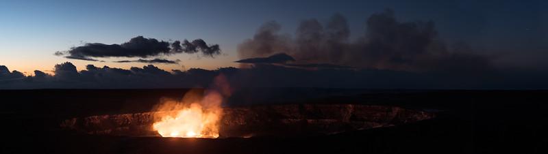 2017-01 Volcanoes National Park