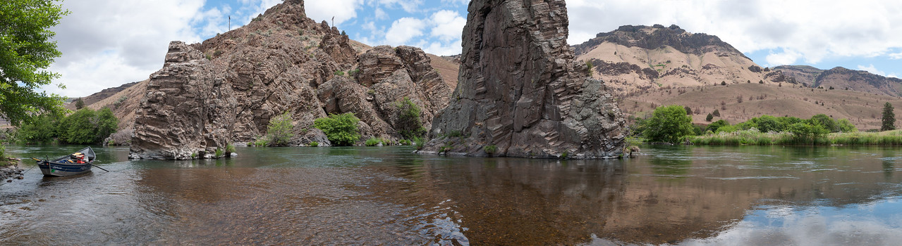 2015-06 Deschutes River Fly Fishing, Day 3