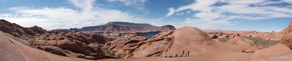 2016-04 Rainbow Plateau, Day 5