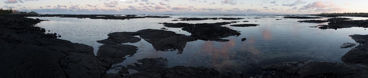 2017-01 Kapoho Tidepools Sunset