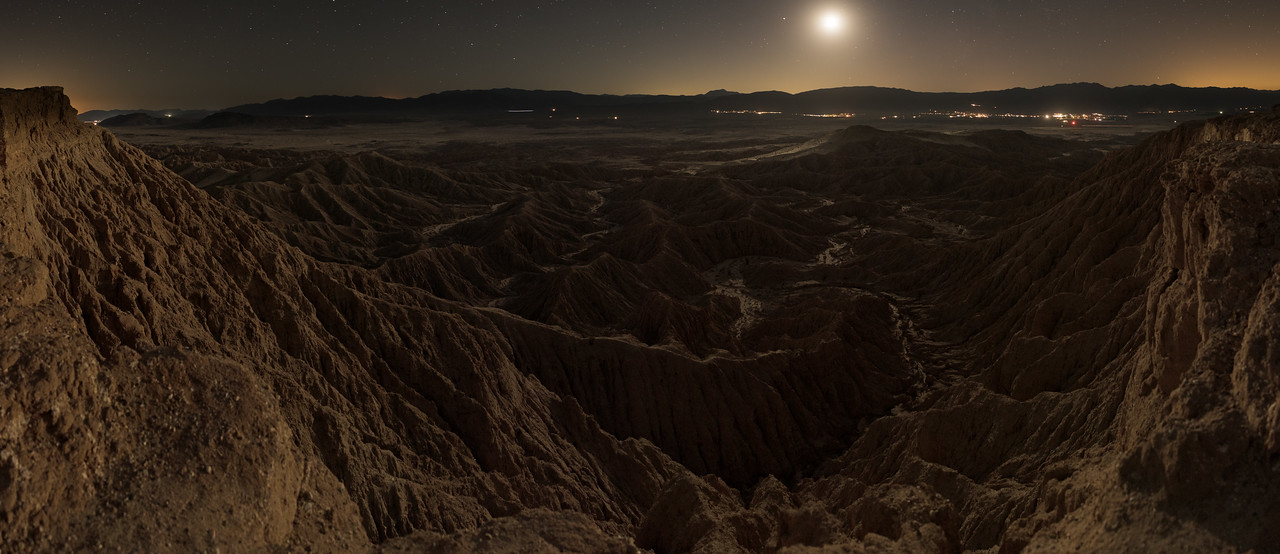 2016-11 Fonts Point, Anza Borrego Desert State Park