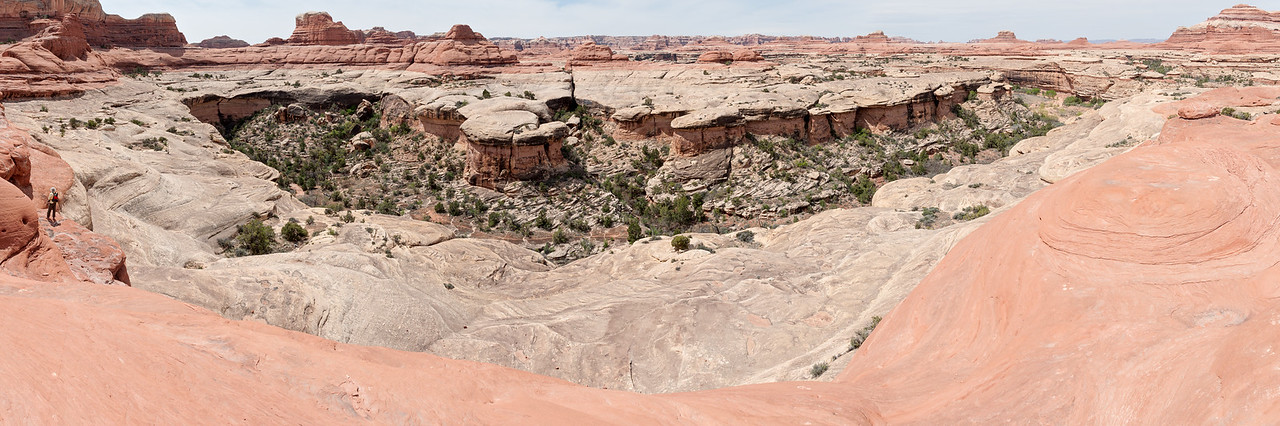 2014-04 Canyonlands NP, Needles District - Peekaboo Trail