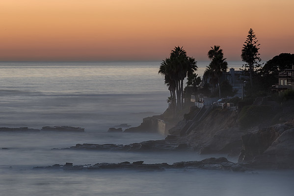 2015-10 La Jolla Coast Sunset