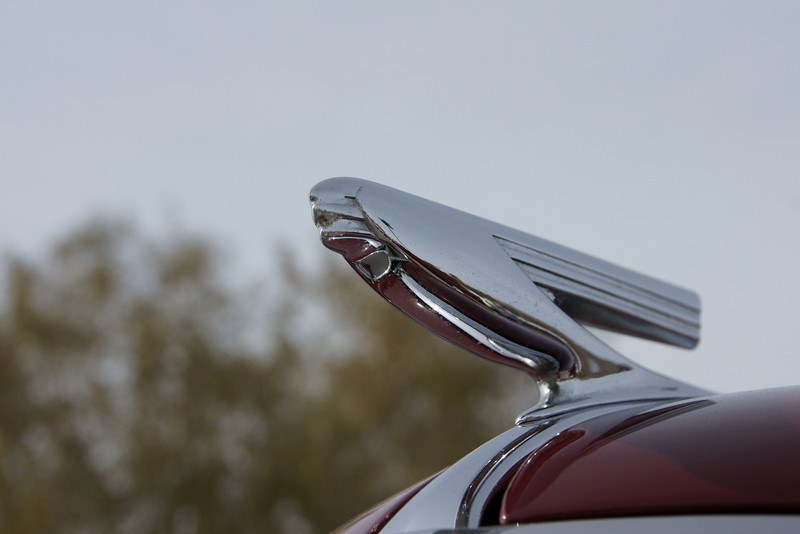 1937 Chevrolet Master Deluxe Town Sedan