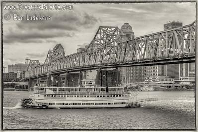 Paddlewheel Boat - Louisville, KY