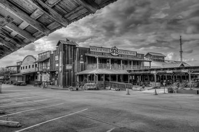 SAS Shoe Factory - San Antonio, Texas