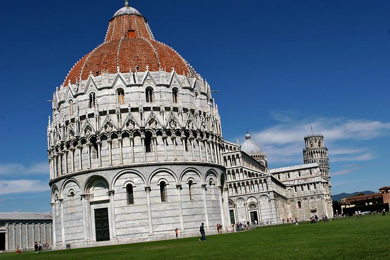 Pisa Italy 2007