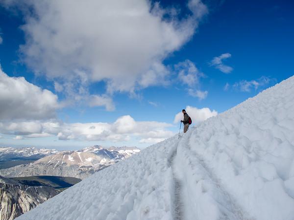 The Snow Track