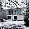 dřevohliníková okna Internorm předsazená montáž oken