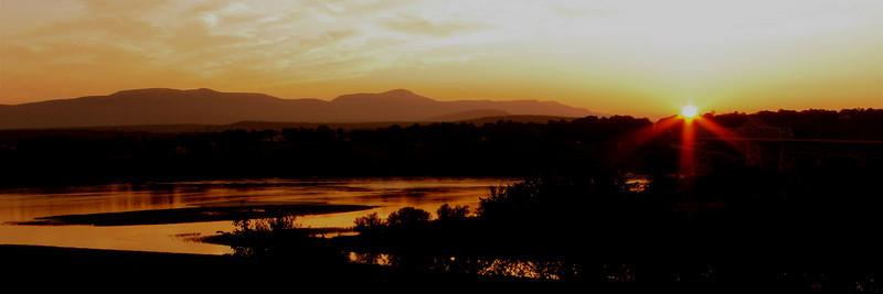 Hudson River Glow