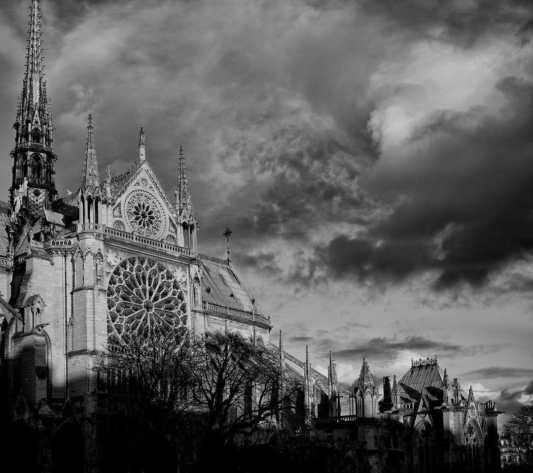 Notre Dame<br /> Paris<br /> 2013