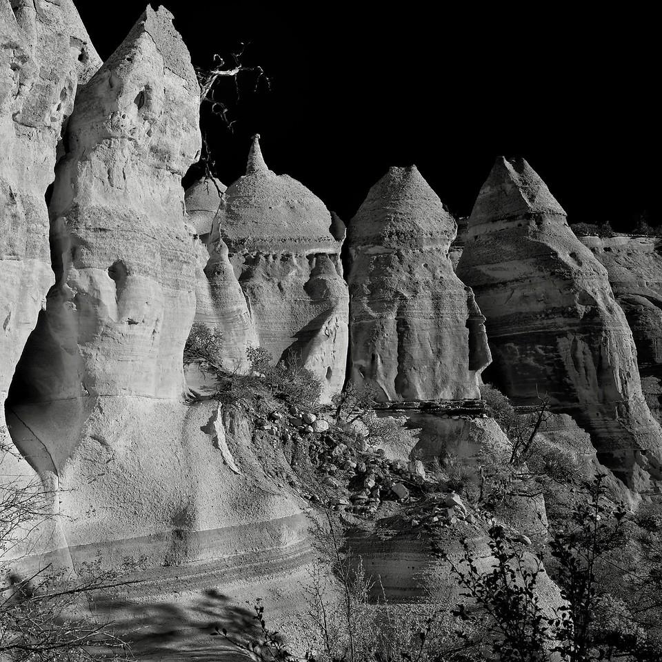 Kasha Katuwe National Monument<br /> New Mexico