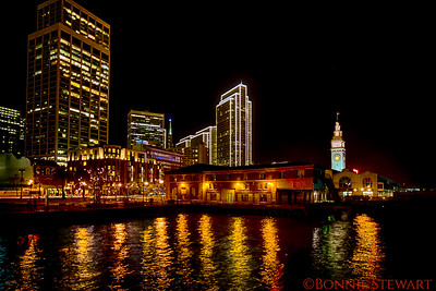 San Francisco Embarcadero from Pier 14