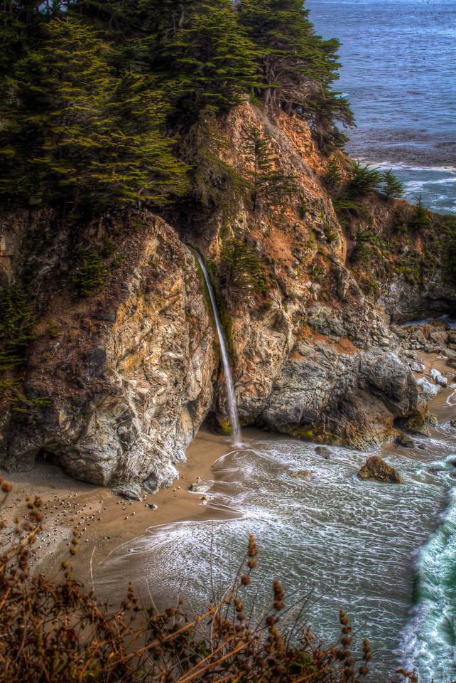 McWay Falls, Big Sur CA
