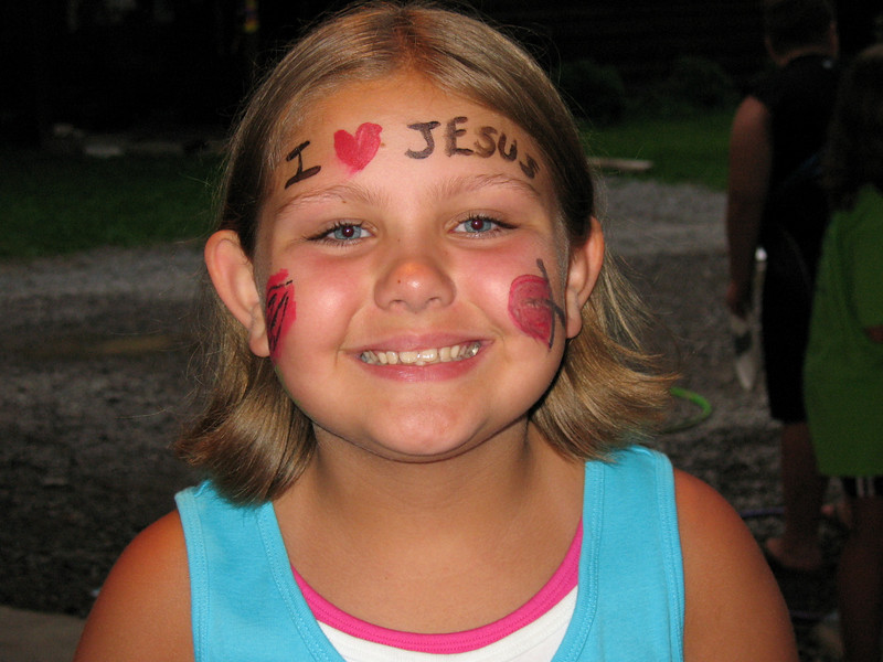 02  I Love Jesus<br /> Summer Camp 2007