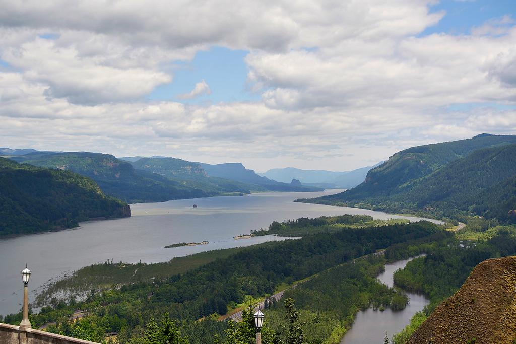 Columbia River Gorge<br /> Oregon<br /> 2017