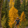 Fall ride in the Methow Valley, Washington
