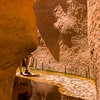 Exploring Buckskin Gulch, Utah