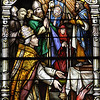 Stained Glass in the St. Louis Cathedral, New Orleans, LA