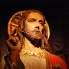 Statue of Jesus, St. Mary's Church, New York City