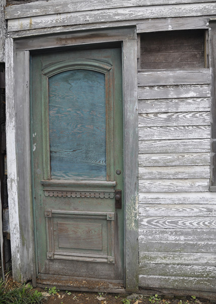 Old Door, New Orleans, LA