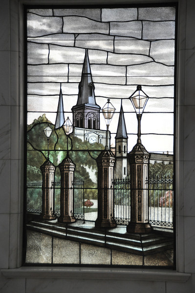 Stained Glass, New Orleans